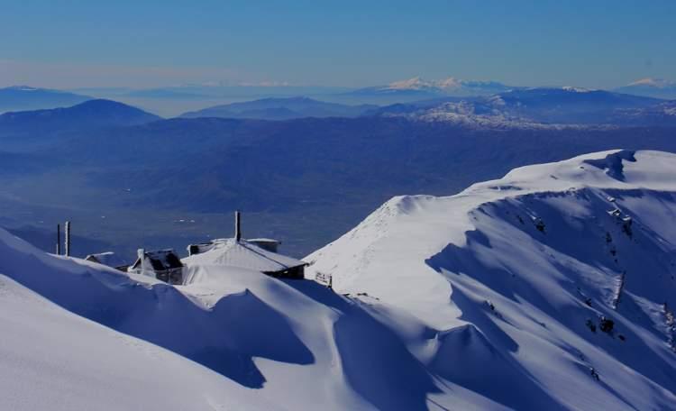 Rüyada Dağa Kar Yağdığını Görmek