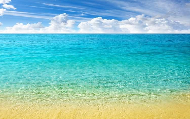 Rüyada Deniz Kenarında Bulunmak