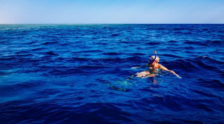 Rüyada Denize Girmek