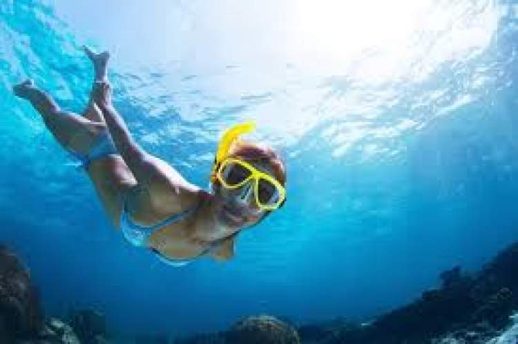Rüyada Denize Girmek Yüzmek