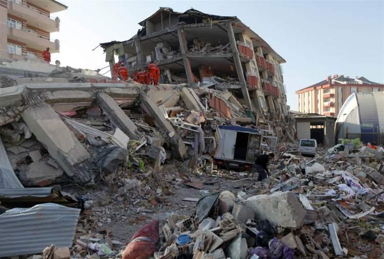 Rüyada Deprem Olması