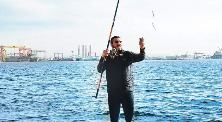 Rüyada Derede Balık Tutmak
