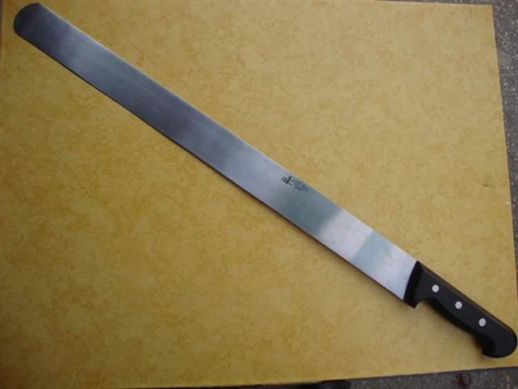 döner bıçağı görmek