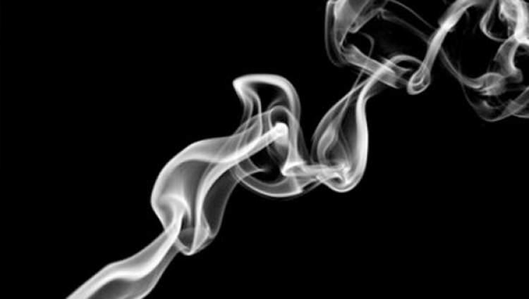 duman çıktığını görmek