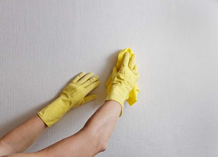 duvar temizlemek