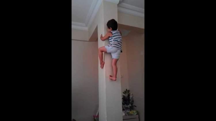 düz duvara tırmanmak