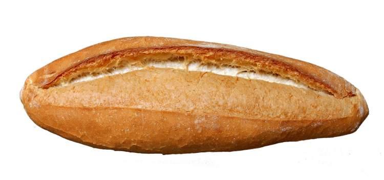 ekmek açtığını görmek