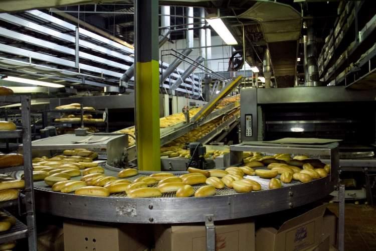 ekmek fabrikasında çalışmak