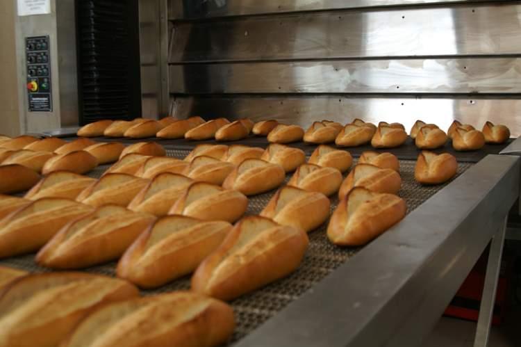 ekmek fırın görmek