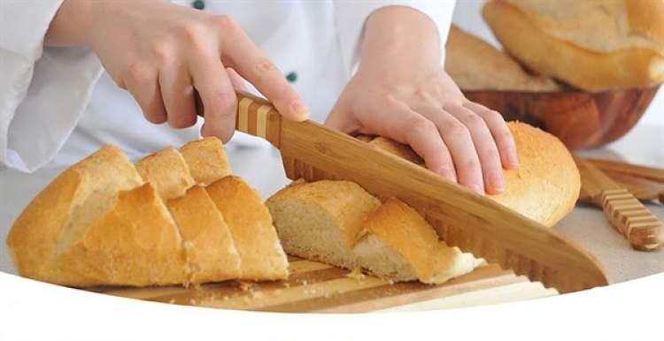 ekmek kesmek