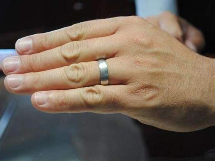 erkek eli görmek