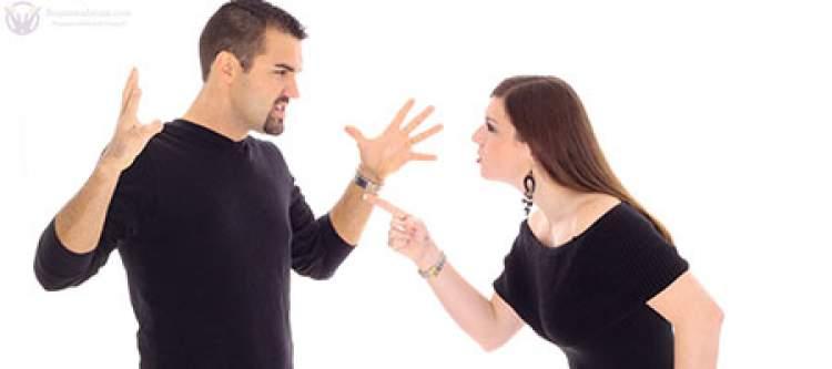 Rüyada Eşine Beddua Etmek