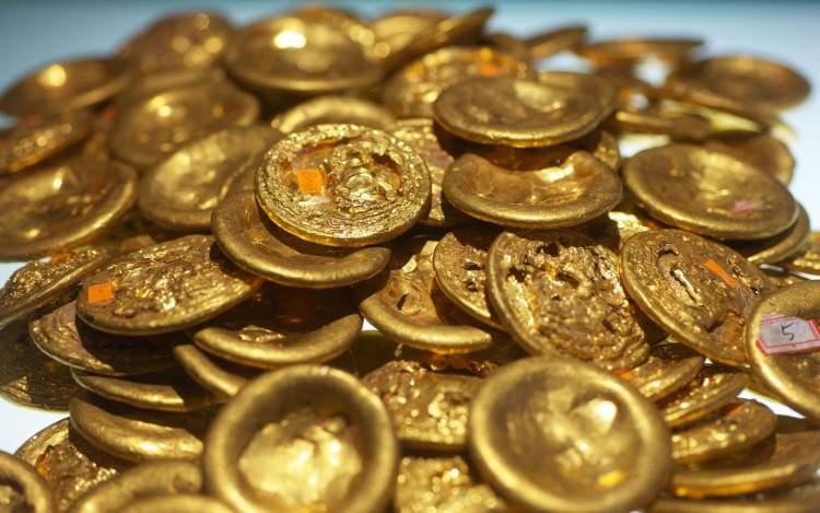 eski altın görmek