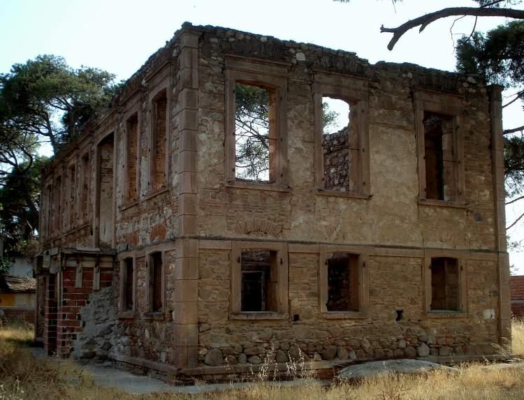 eski binalar görmek