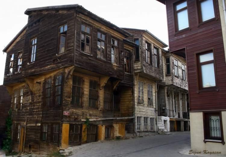 eski ev almak