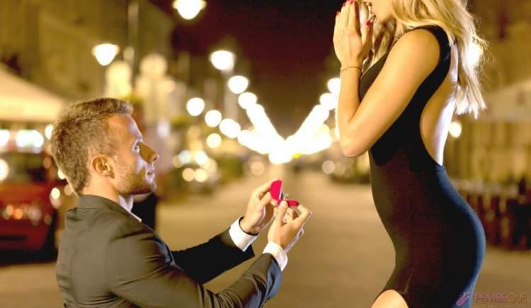 eski sevgilinin evlenme teklif etmesi