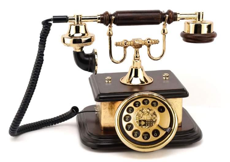 eski telefon görmek