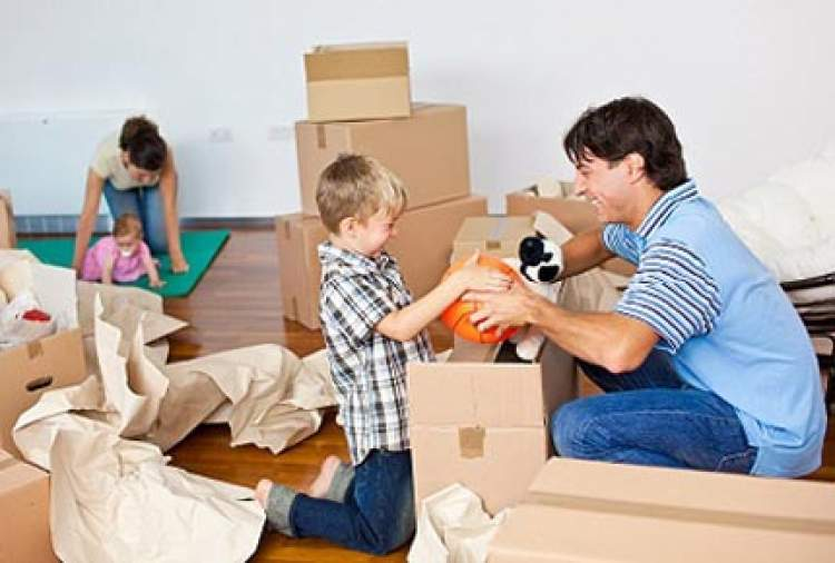 ev toplamak taşınmak