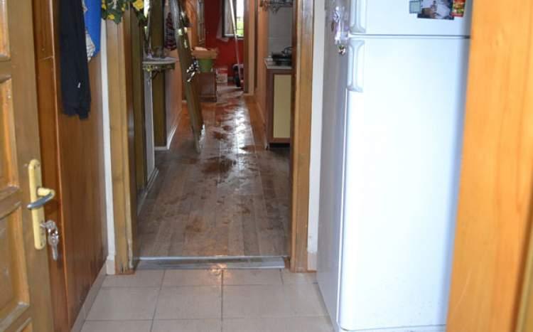 Rüyada Eve Yağmur Suyu Basması
