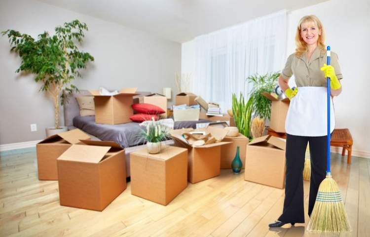 evi toplamak taşınmak