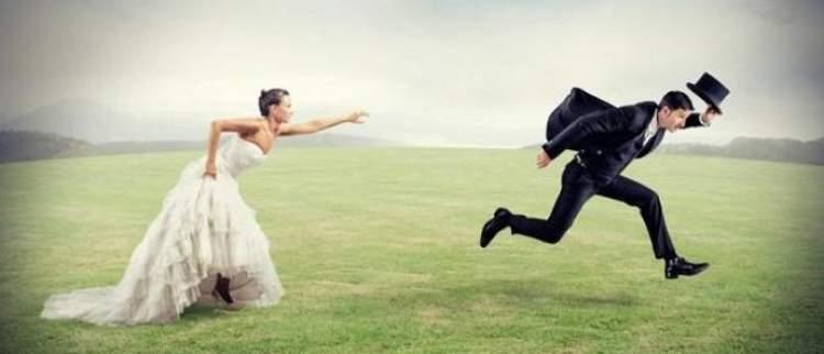 evlenmekten kaçmak