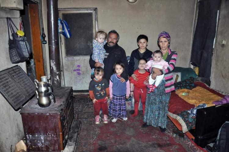 fakir aile görmek