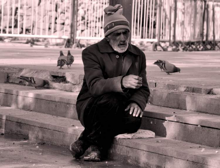 fakir görmek