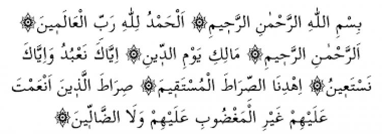 Rüyada Fatihayı Okumak