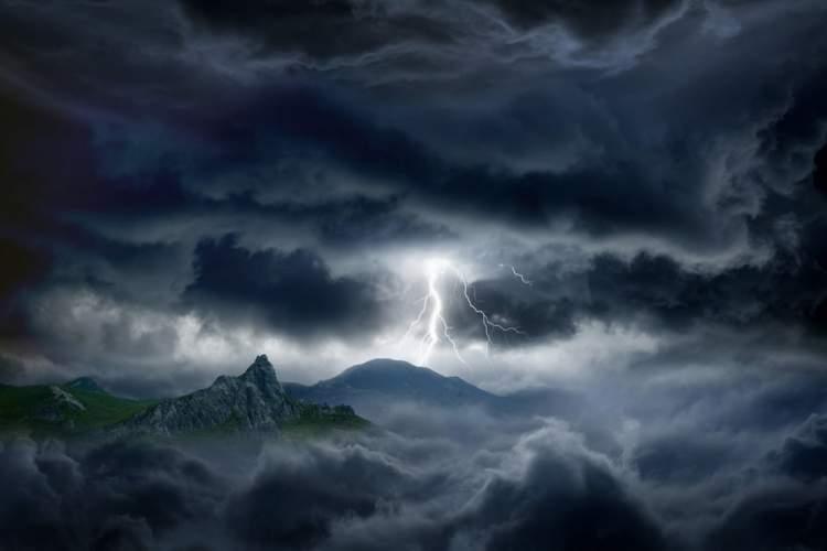Rüyada Fırtına Görmek