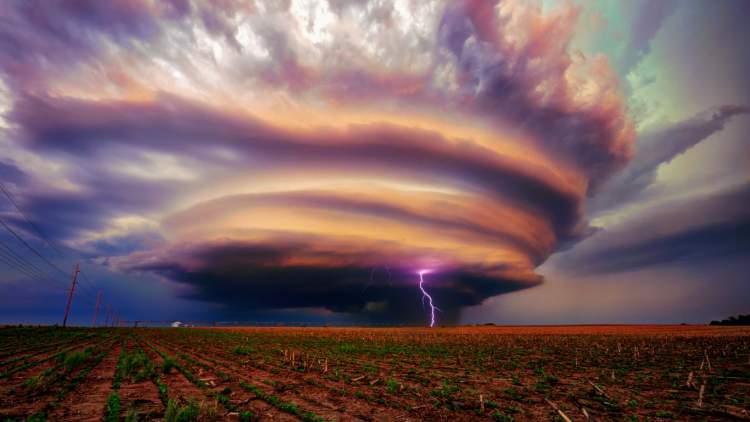 Rüyada Fırtına Hortum Görmek
