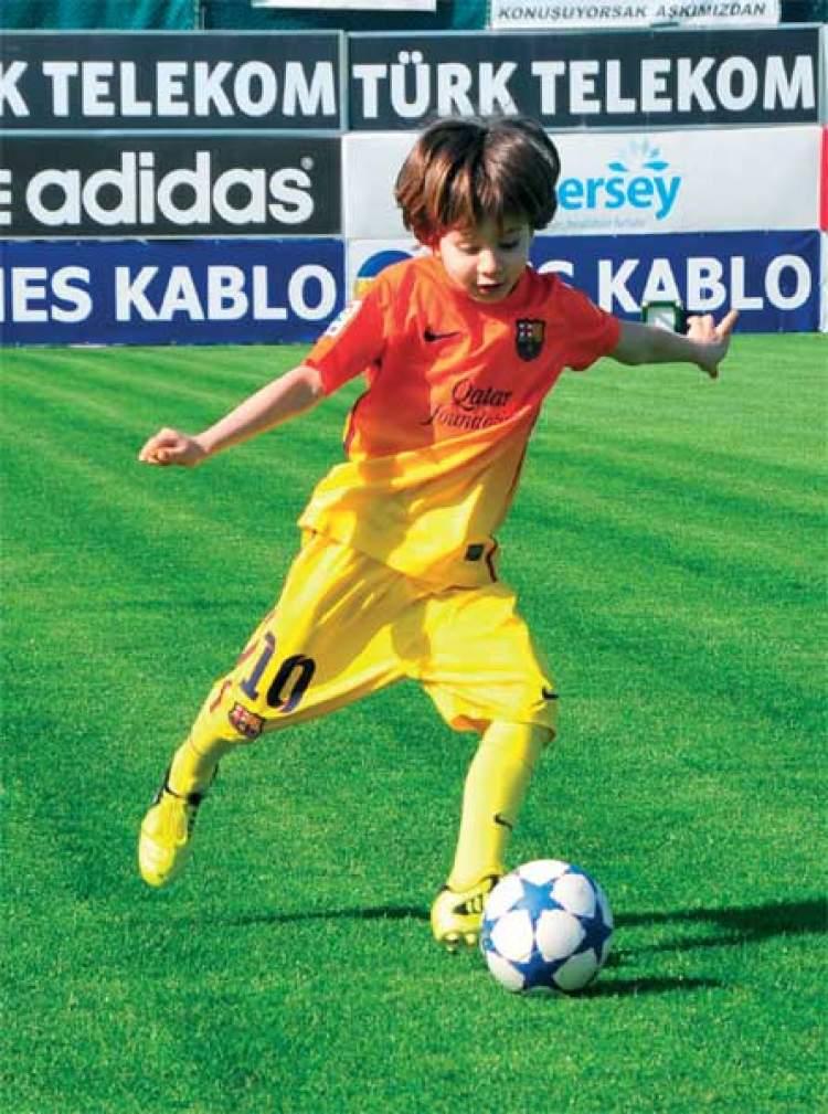 Rüyada Futbolcu Olmak