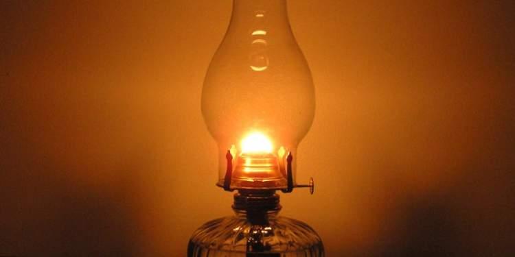 gaz lambası görmek