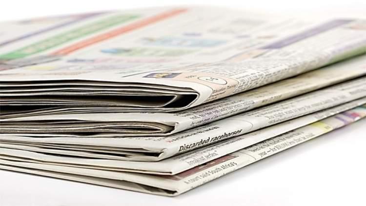 gazete almak