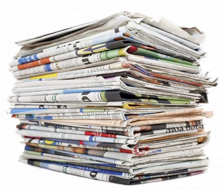 gazete görmek