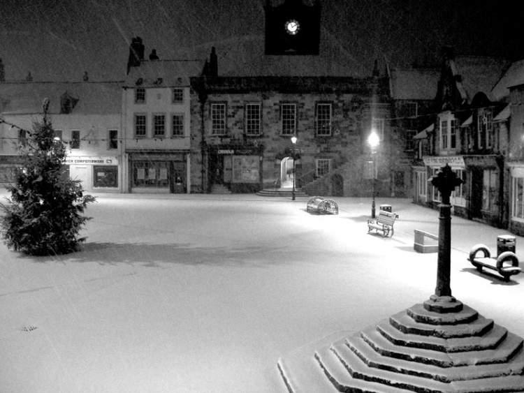 gece kar görmek