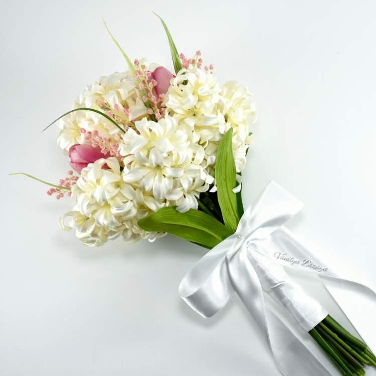 gelin çiçeği almak