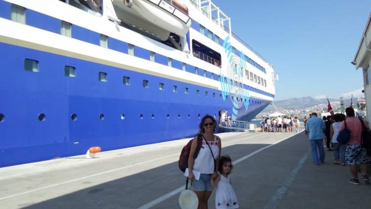 Rüyada Gemiyle Seyahat Etmek