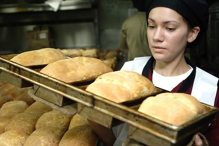 hamile birine ekmek vermek
