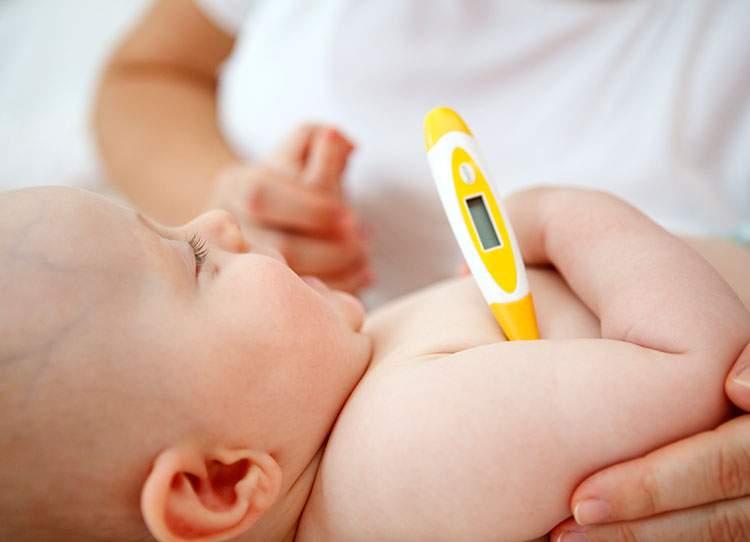 hasta erkek bebek görmek