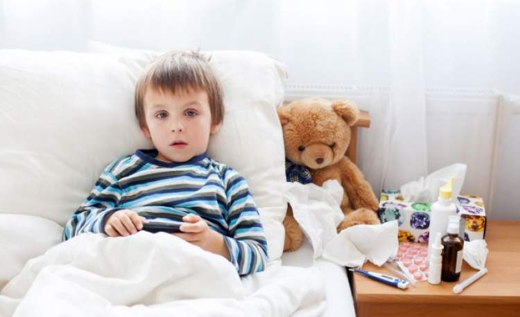 hasta erkek çocuk görmek