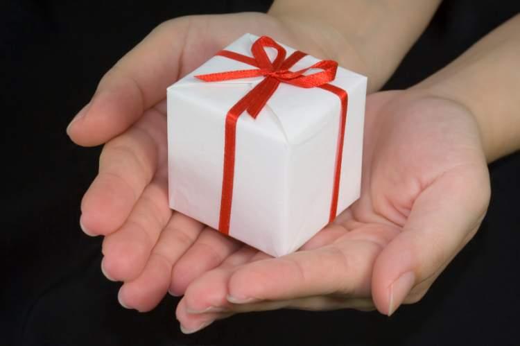 hediye vermek