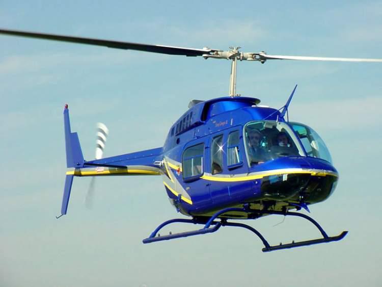 Rüyada Helikopter Düştüğünü Görmek
