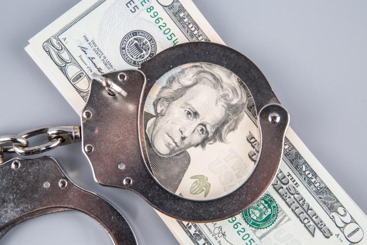 hırsıza para vermek