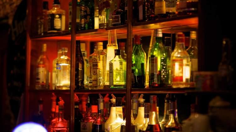 içki görmek