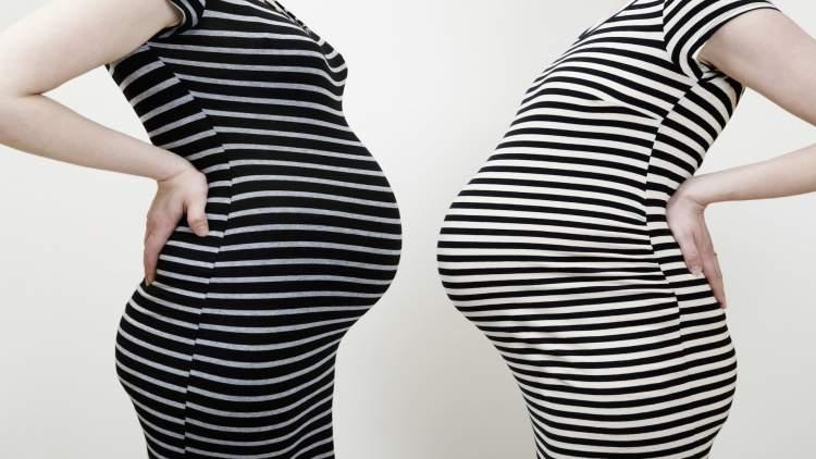 Rüyada İki Tane Hamile Kadın Görmek