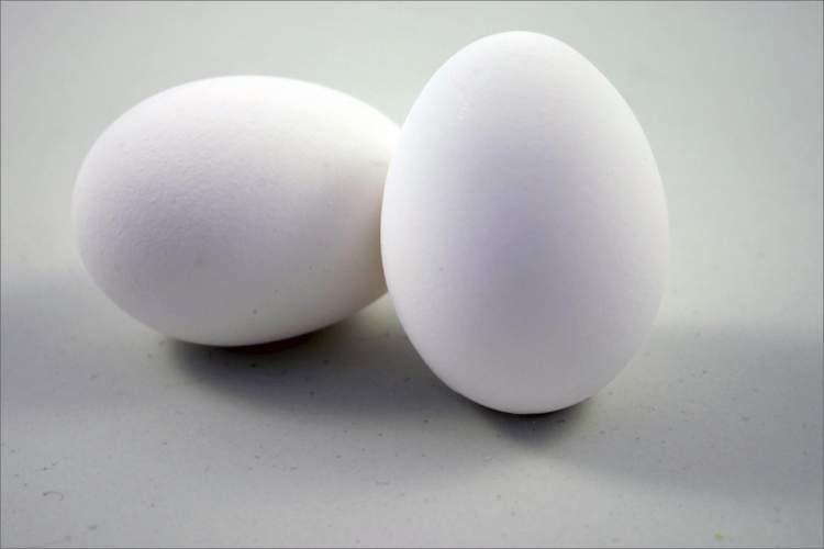 iki yumurta görmek