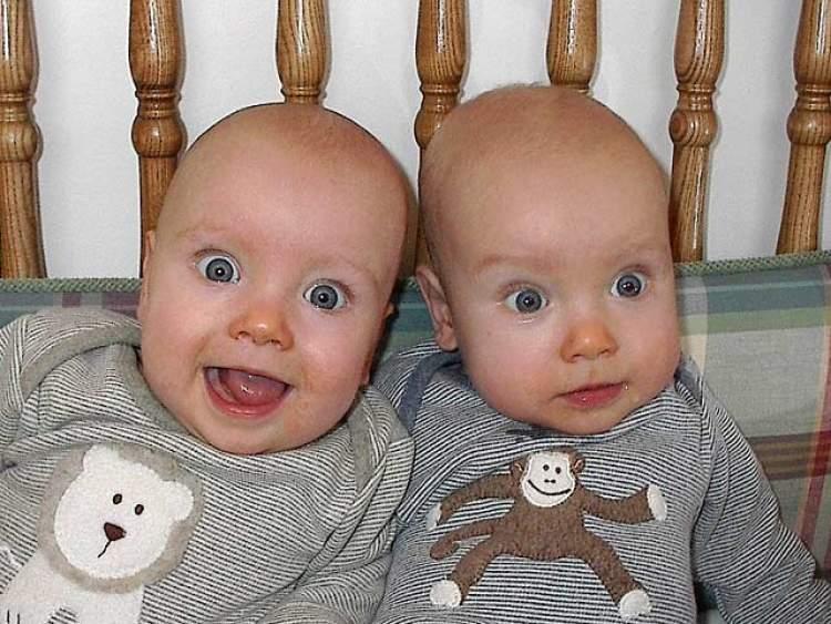 ikiz erkek çocuk görmek