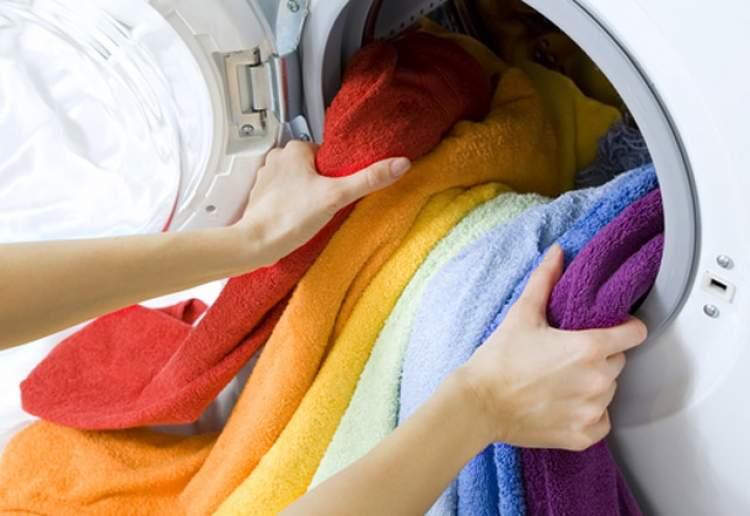 ıslak çamaşır görmek