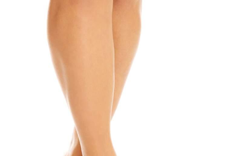 kadın bacağı görmek