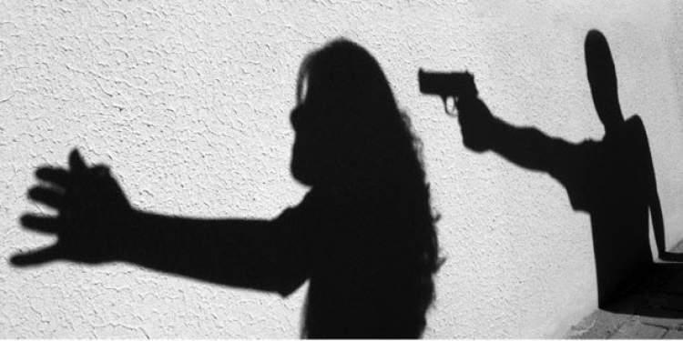 kadın öldürmek